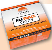 All-Trace Trace Element Bolus for Cattle